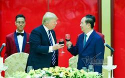 Nhật Ký Biển Đông: Chuyến Á Du Mười Ngày Của Ô. Trump